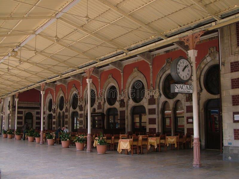 Sirkeci dworzec Istanbuł zdjęcie stock