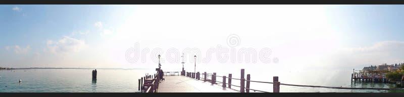 Sirmione stock fotografie