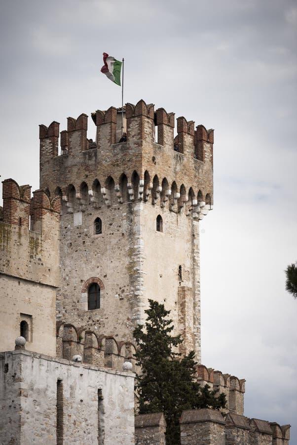 Sirmione.Italy Stock Photo