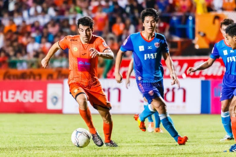 Download SISAKET TAILANDIA 21 DE JUNIO: Gorka Unda De Sisaket FC (naranja) Imagen de archivo editorial - Imagen de ofensivo, junio: 41919249