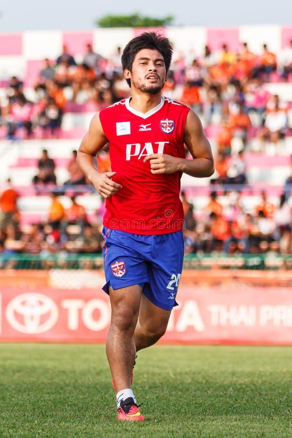 Download SISAKET TAILANDIA 21 DE JUNIO: Kroekrit Thaweekarn De Singhtarua FC Foto editorial - Imagen de asiático, emparejamiento: 41916916