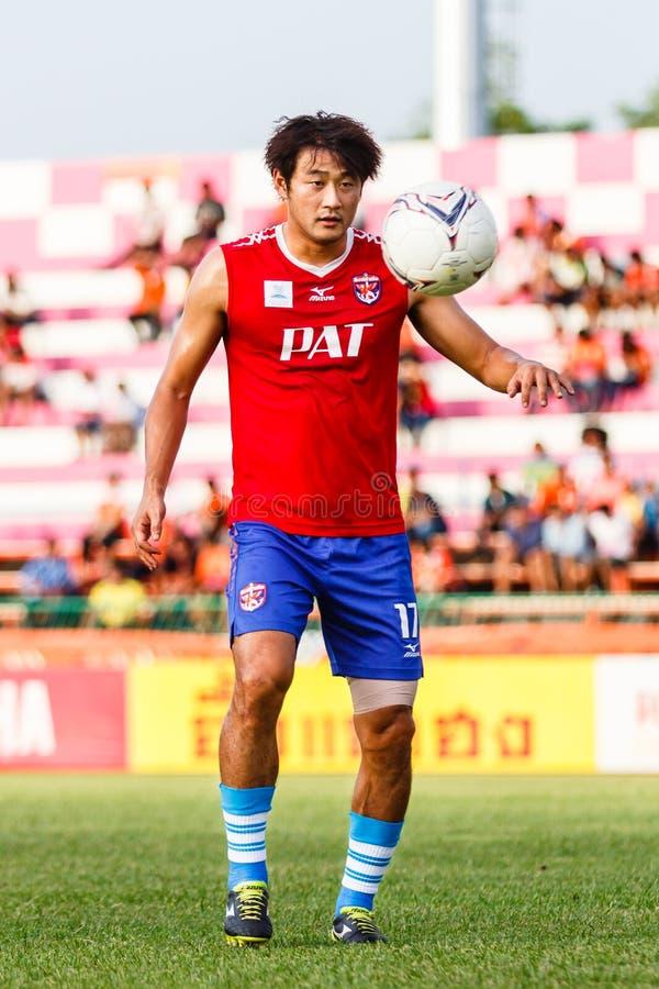 Download SISAKET TAILANDIA 21 DE JUNIO: Lee Sang-Ho De Singhtarua FC Foto editorial - Imagen de lanzamiento, jugador: 41917211