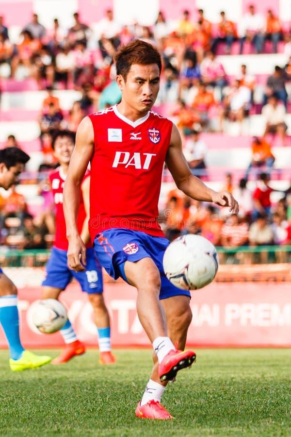 Download SISAKET TAILANDIA 21 DE JUNIO: Warut SAP-Tan De Singhtarua FC Foto de archivo editorial - Imagen de premier, acción: 41916993