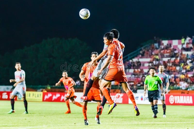 Download SISAKET THAILAND-JUNE 29: Chatchai Mokkasem Of Sisaket FC. Editorial Stock Photo - Image: 42154233