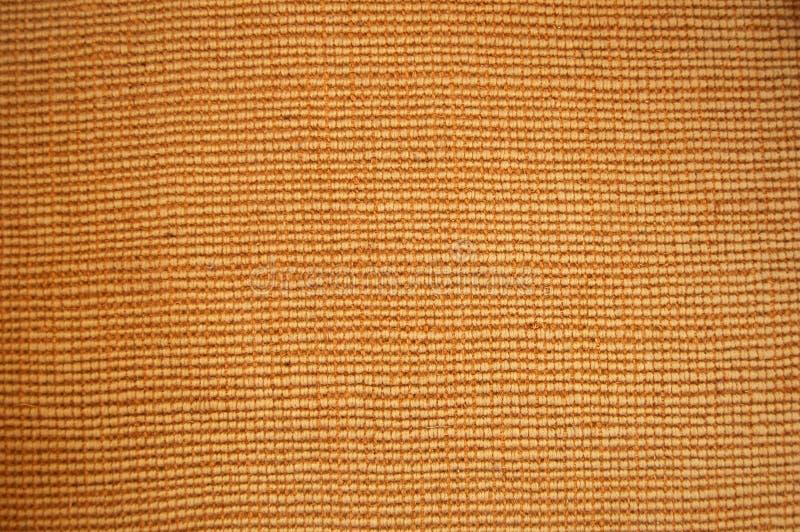 Sisal Rug. Close-up of sea grass sisal rug royalty free stock image