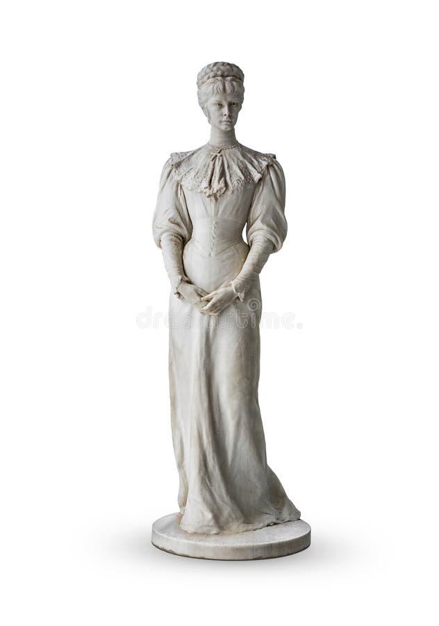 Download Sissi Statua W Corfu Achilleion Obraz Stock - Obraz złożonej z firmant, luksusowy: 53791627