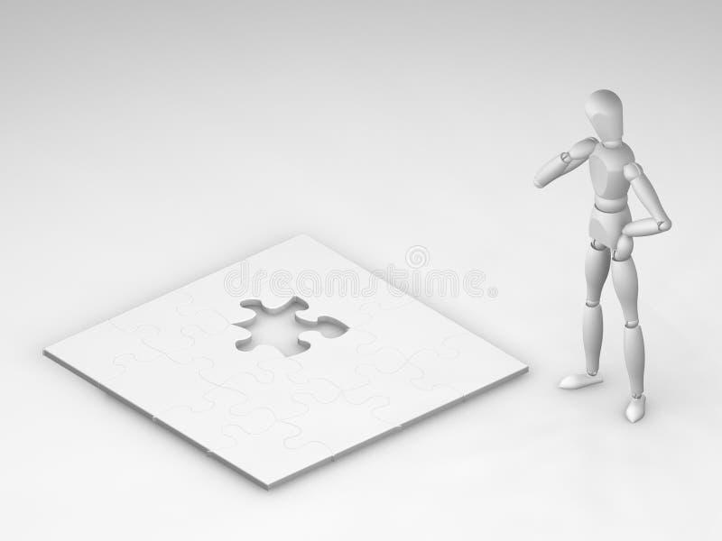 sista stycke vektor illustrationer
