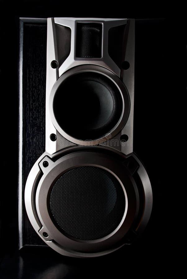 Sistema acustico acustico immagine stock libera da diritti