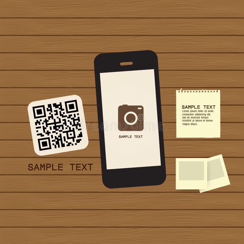 Sistema adaptante y responsivo del icono del diseño web fotos de archivo