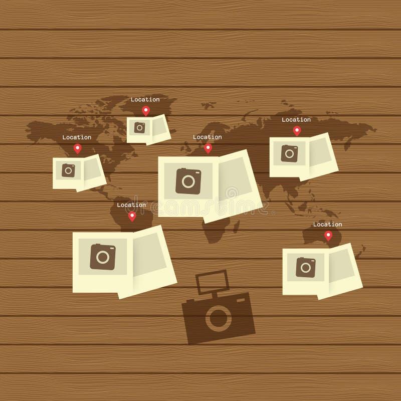 Sistema adaptante y responsivo del icono del diseño web imágenes de archivo libres de regalías