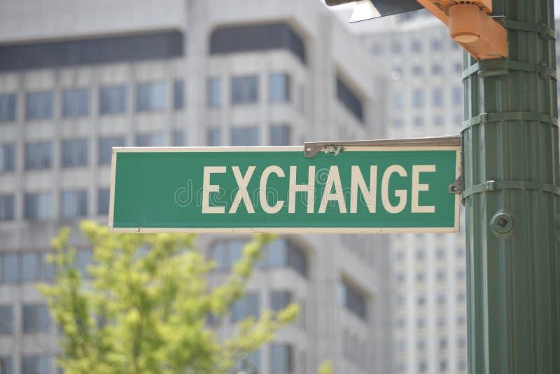 Sistema basado económico del intercambio fotografía de archivo libre de regalías