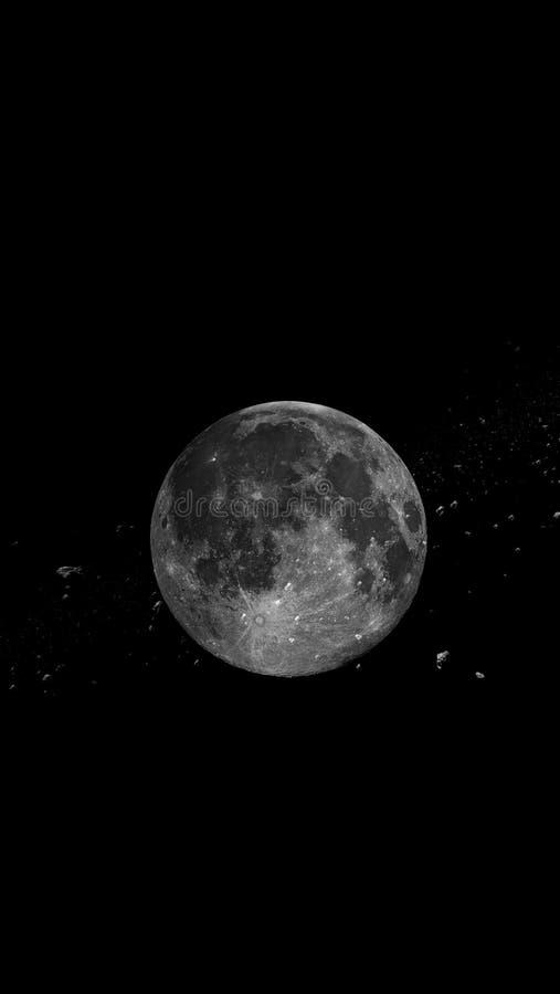 Sistema da gal?xia A de milh?es ou de bili?es de estrelas, junto com o g?s e a poeira, mantidos unido pela atra??o gravitacional foto de stock