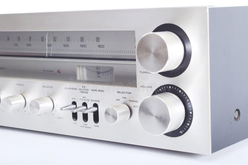 Download Sistema De áudio De Alta Fidelidade Velho Foto de Stock - Imagem de elétrico, amplificador: 10067986