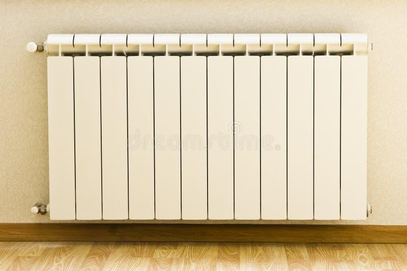 Sistema de calefacción foto de archivo libre de regalías