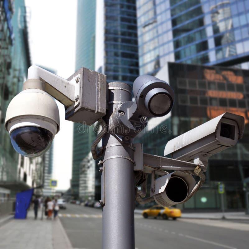 Sistema de circuito fechado do CCTV do Multi-?ngulo da c?mera seguran?a