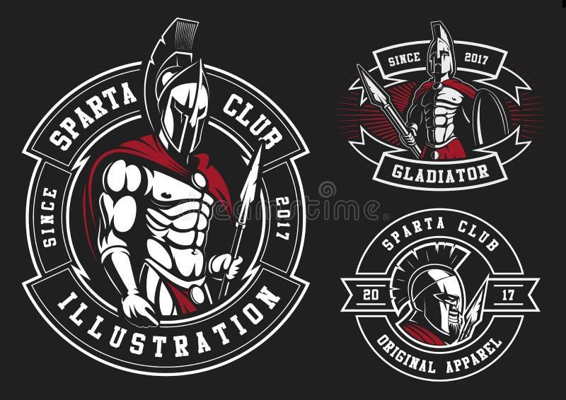 Sistema de gladiadores libre illustration