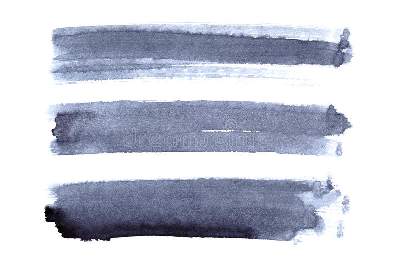 Sistema de líneas grises libre illustration