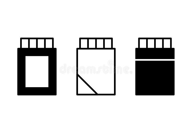 Sistema de la memoria de la tarjeta ilustración del vector