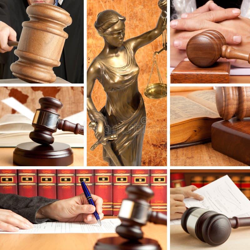 Sistema de ley imagen de archivo