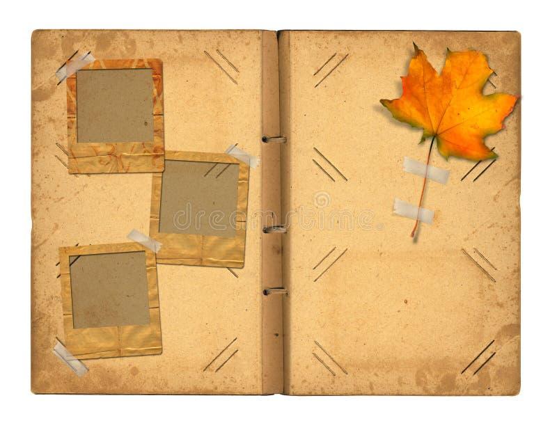 Download Sistema De Papeles Y De La Postal Archivales Viejos Del Vintage Stock de ilustración - Ilustración de cartulina, clip: 44850461