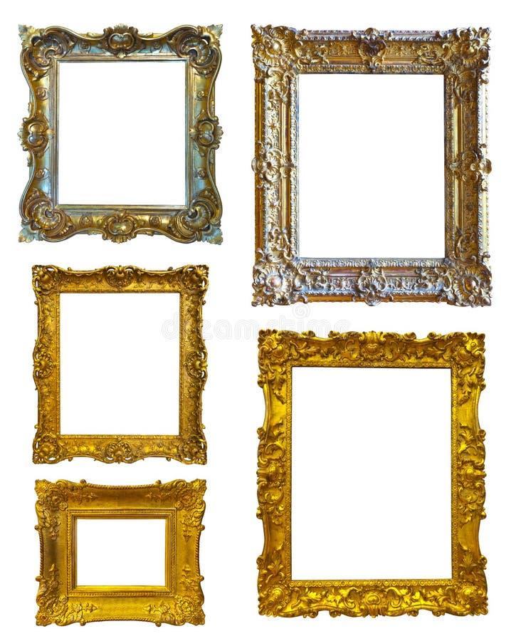 Sistema de pocos marcos fotografía de archivo libre de regalías