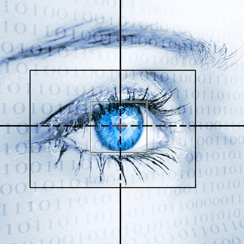 Sistema de seguridad imagen de archivo libre de regalías