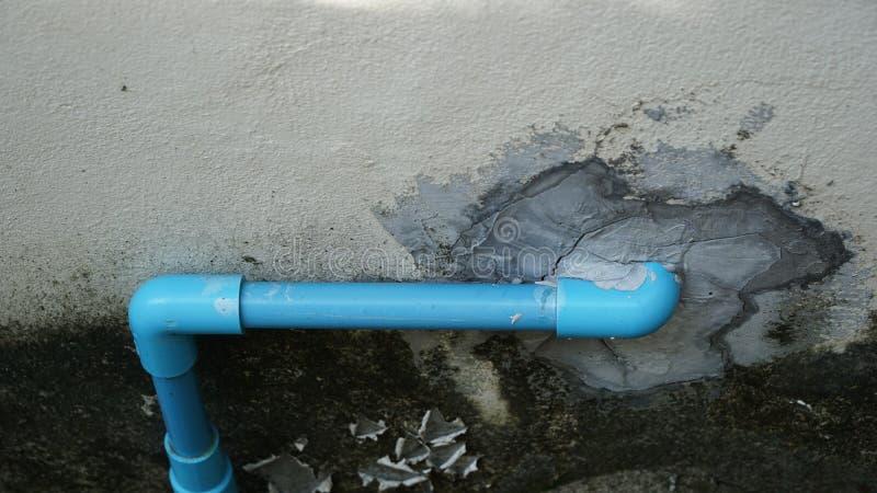 Sistema de tubulação da água imagem de stock royalty free