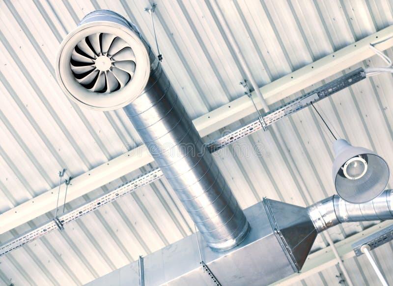 Download Sistema de ventilação foto de stock. Imagem de técnica - 29836224