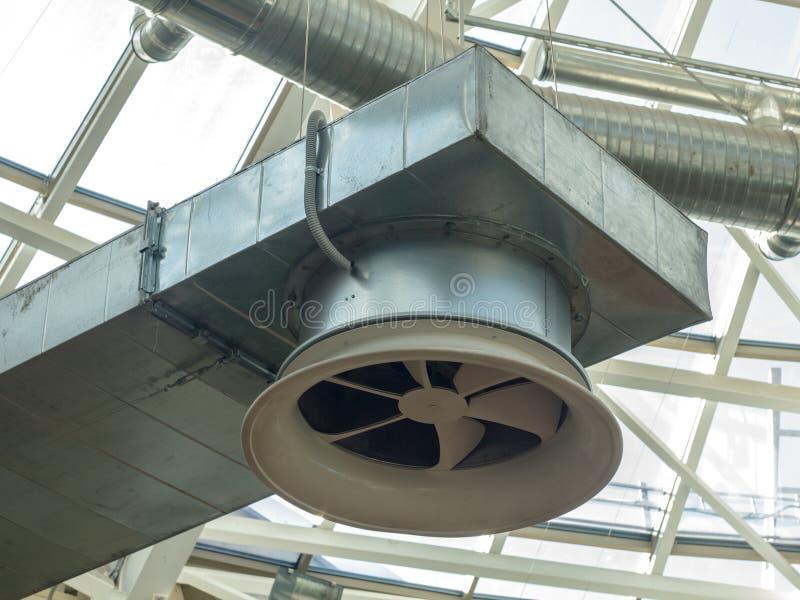 Sistema de ventilación fotos de archivo libres de regalías