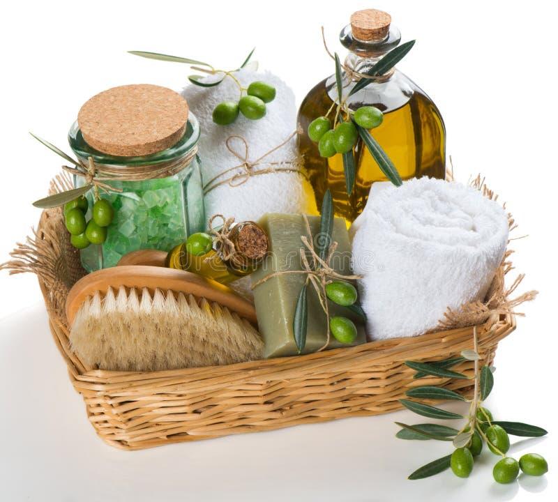 Download Sistema Del Balneario Y Del Aromatherapy De Aceituna Foto de archivo - Imagen de puro, accesorio: 44856452