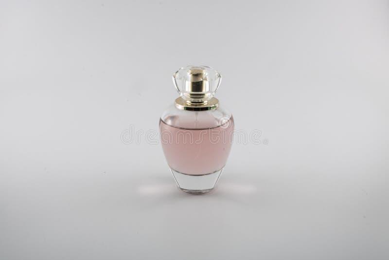 Sistema del cuidado que consiste en el parfume foto de archivo