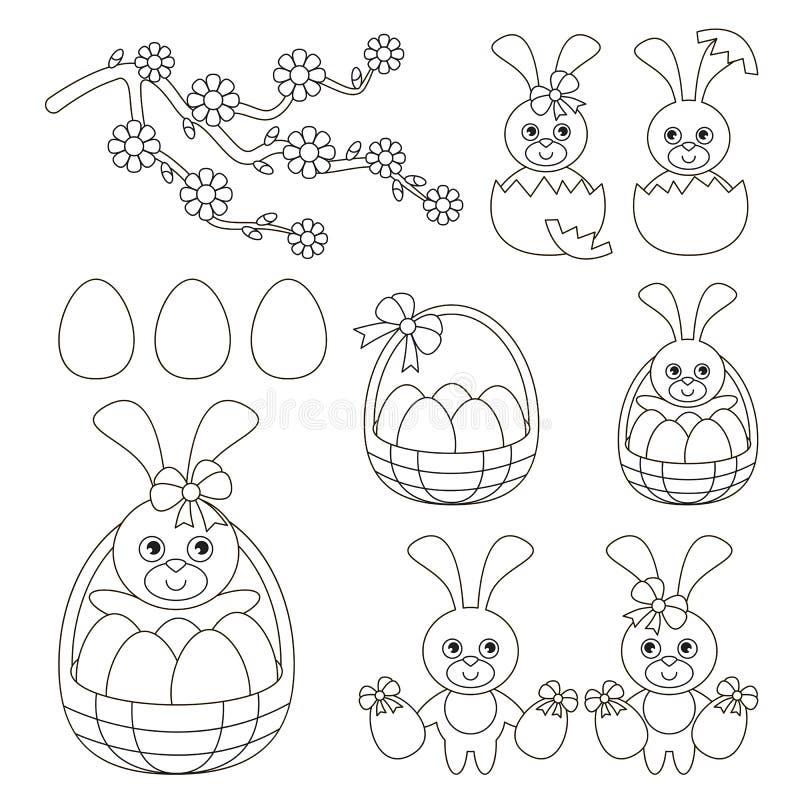 Perfecto Primavera Simple Para Colorear Friso - Dibujos de Animales ...