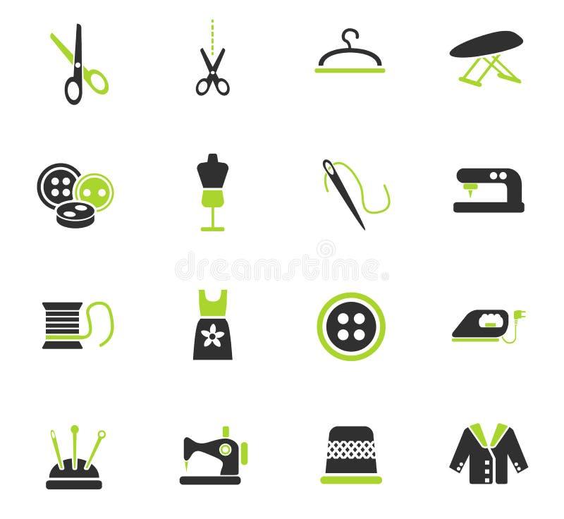 Sistema del icono de la adaptación libre illustration