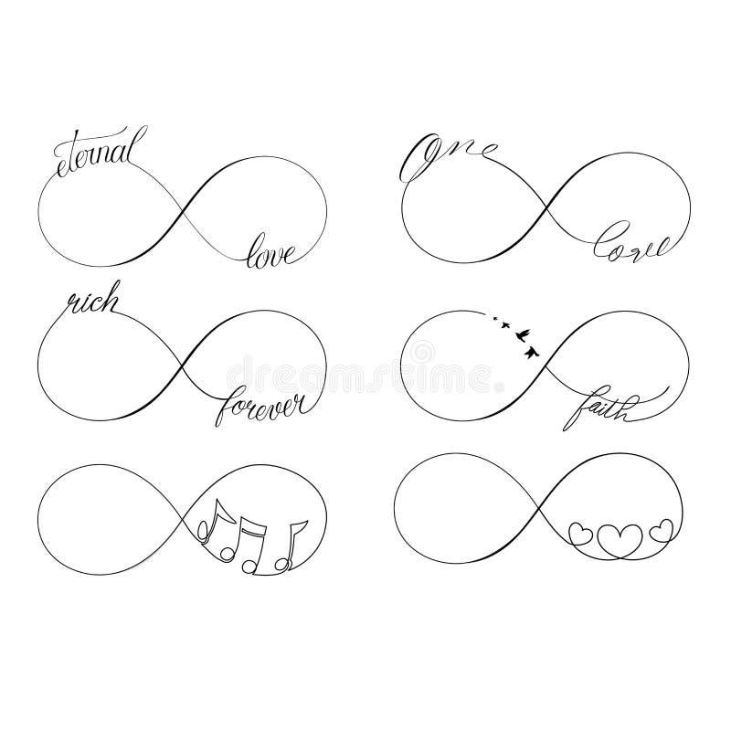 Sistema del infinito libre illustration