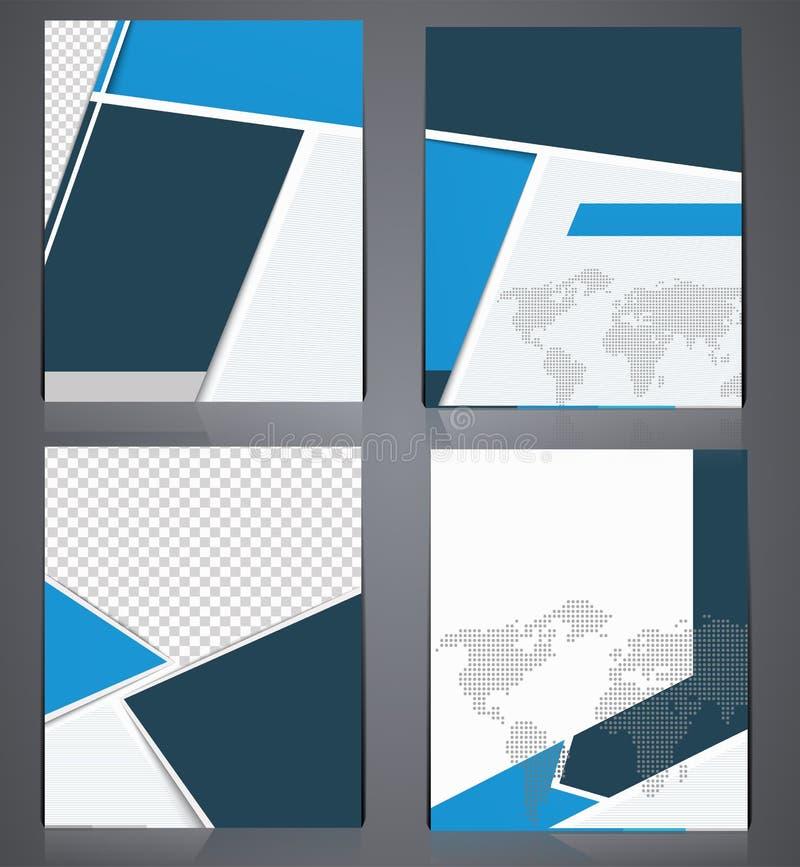 Sistema del paisaje urbano y suburbano Edificio moderno de los lifeIcons urbanos de edificios modernos blancos y negros urbanos ilustración del vector