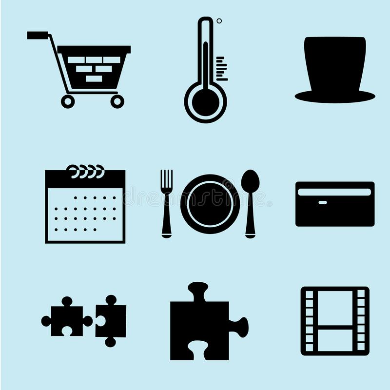 Sistema del web imagen de archivo libre de regalías