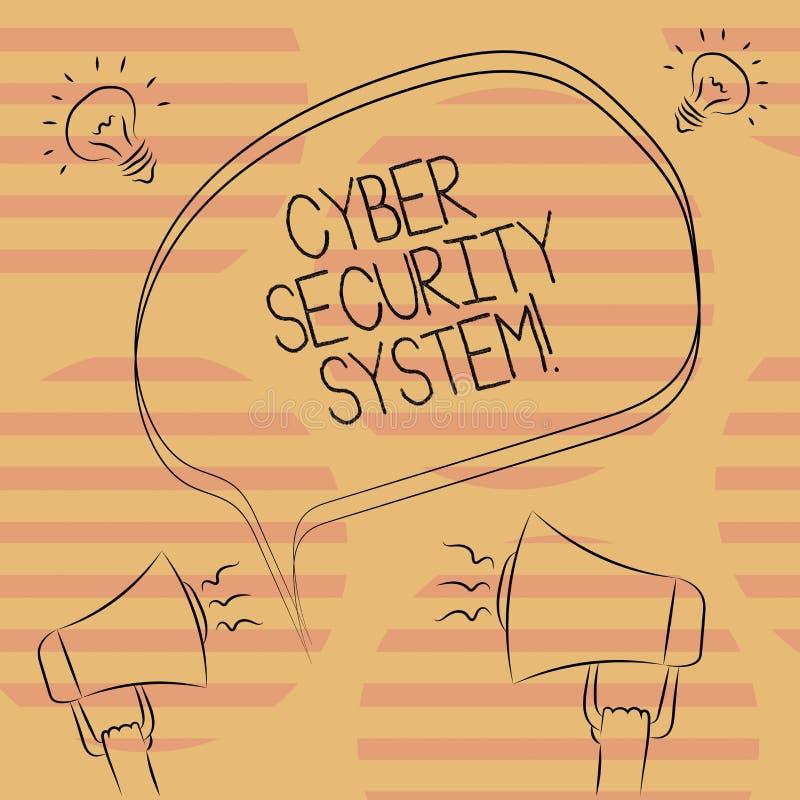 Sicurezza Cyber Concetto Di Affari Di Protezione Dei Dati ...