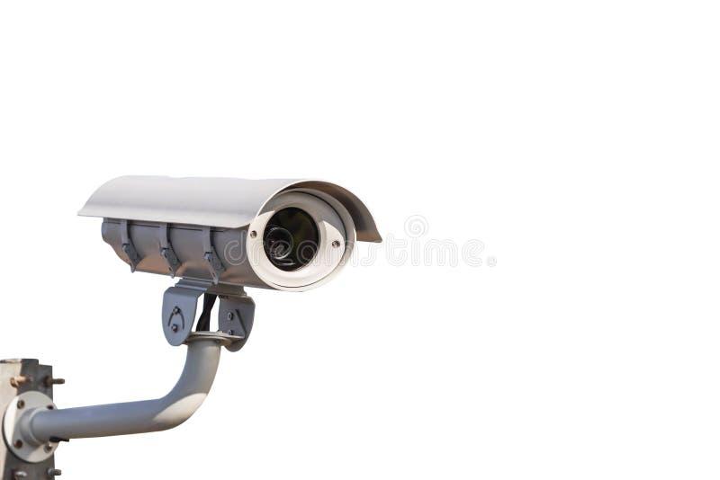 Sistema di sicurezza di sorveglianza della televisione a circuito chiuso o del CCTV fotografie stock