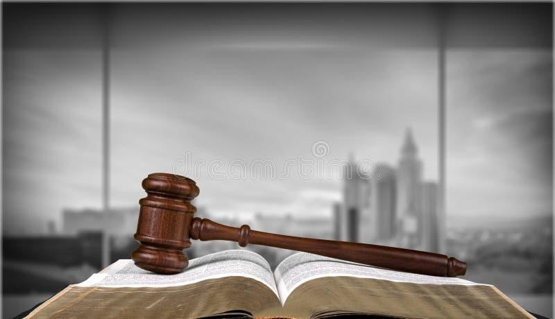 Sistema giudiziario immagine stock