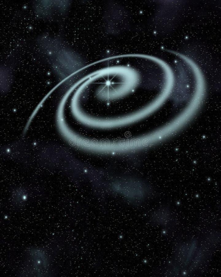 Download Sistema solar ilustração stock. Ilustração de estrelas - 105216