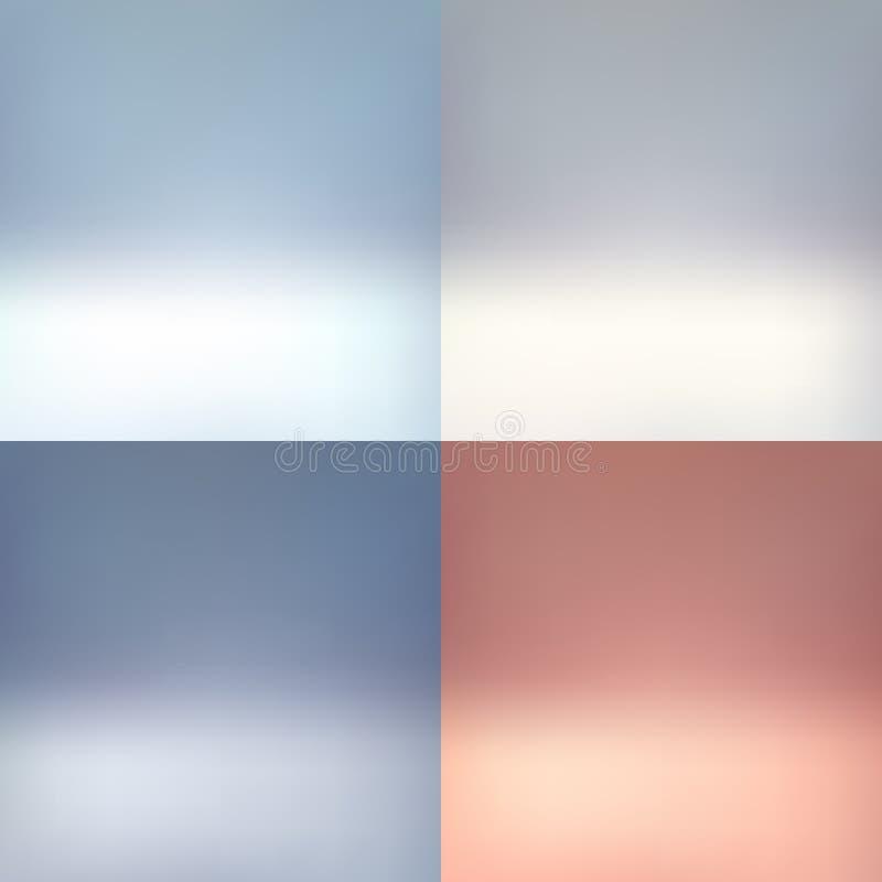 Sistema vacío del extracto del fondo del estudio del fotógrafo libre illustration