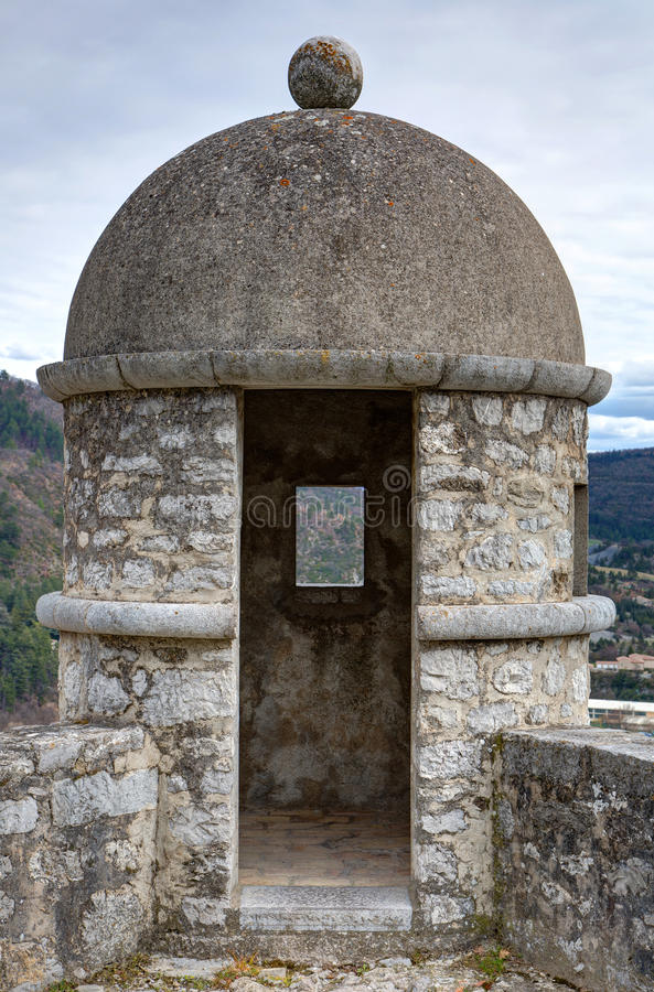 Download Sisteron - France Stock Photo - Image: 83715317