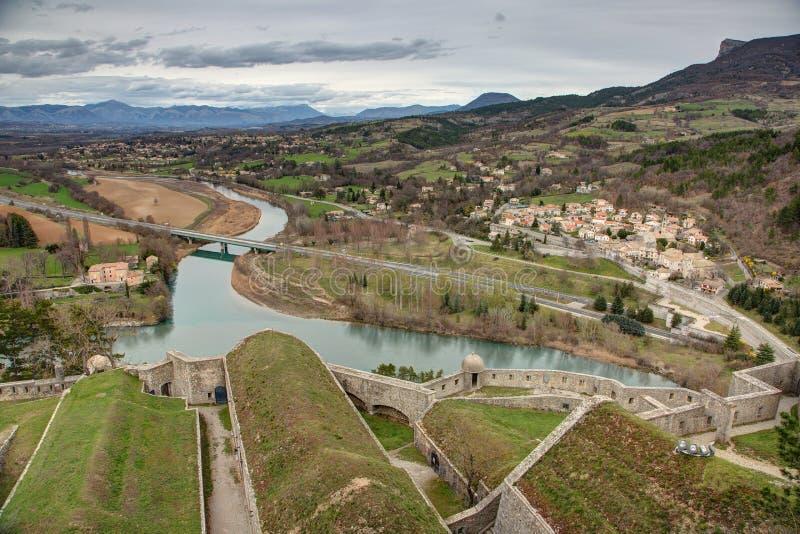 Download Sisteron - France Stock Photo - Image: 83716579