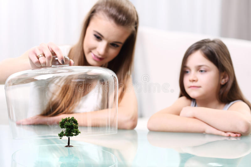 Download Clean Air, Learning Ecology Of The Child Stock Image - Image: 28709259