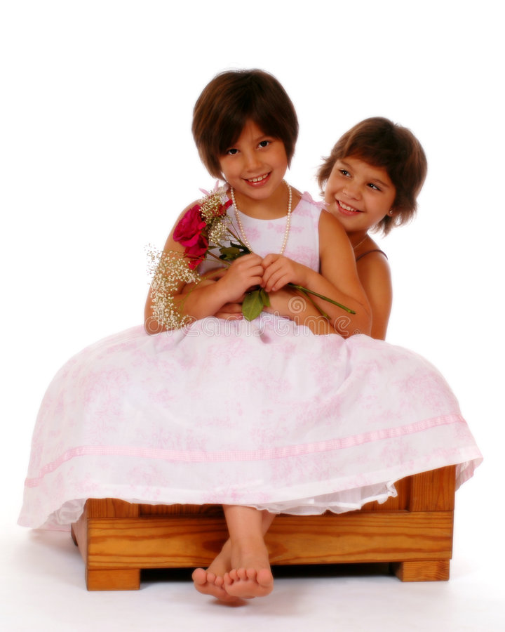 Download Sisters stock photo. Image of children, sisters, cheerful - 3056274