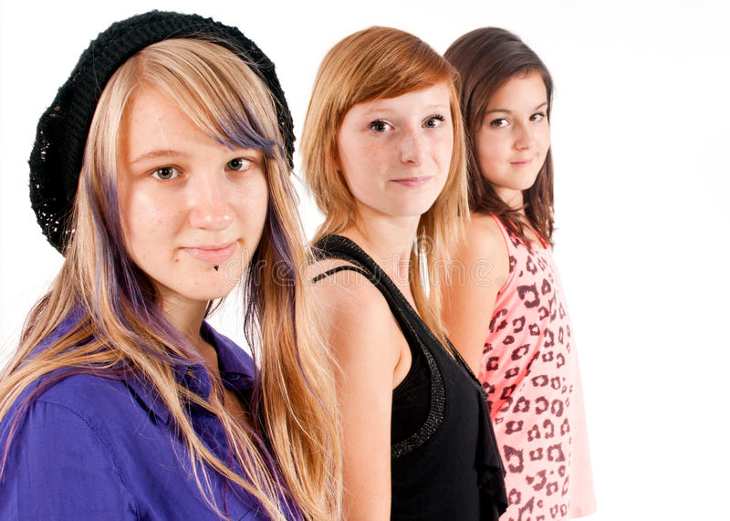 Download Sisters In Line Stock Photography - Image: 21771792