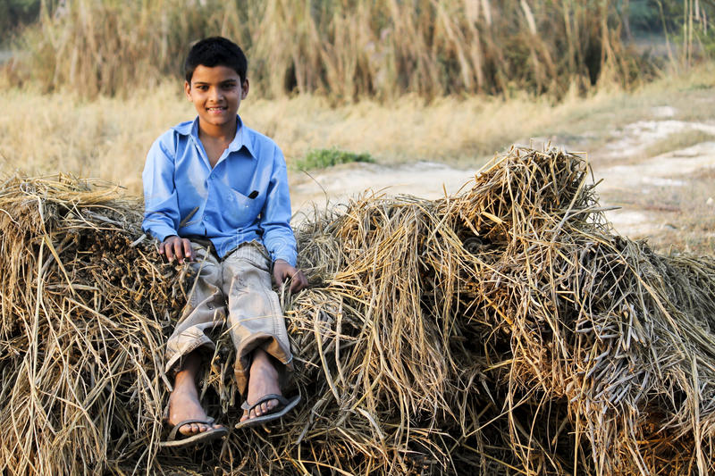 Download Sit Boy stock image. Image of cheerful, india, childhood - 35752607
