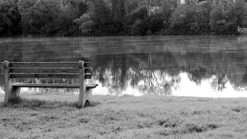 Sit By The Lake images libres de droits