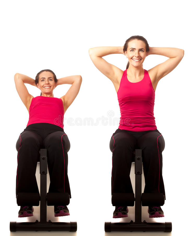 Download Sit Ups Stock Photos - Image: 30584553