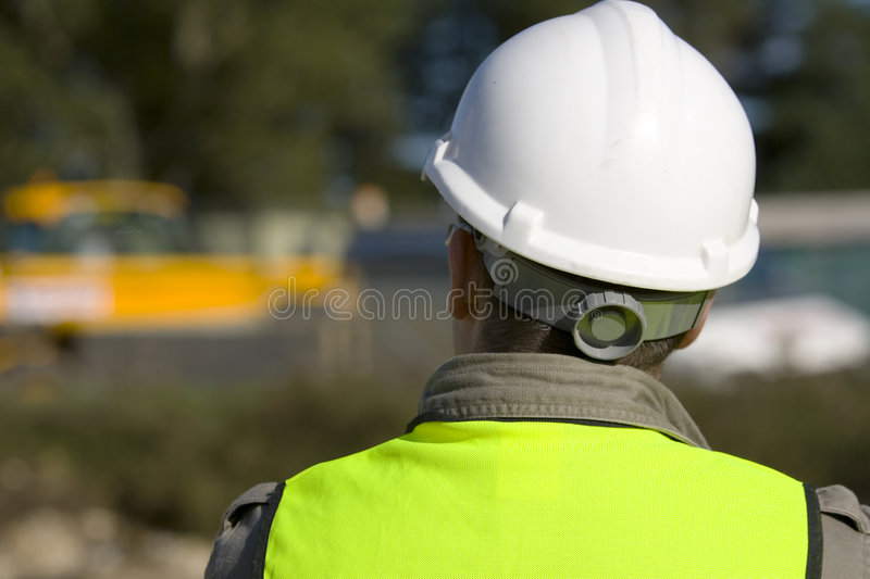 Download On Site stock photo. Image of surveyor, builder, industry - 1321886